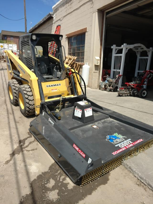 Where to find SKIDSTEER ROTARY BRUSH MOWER in Colville