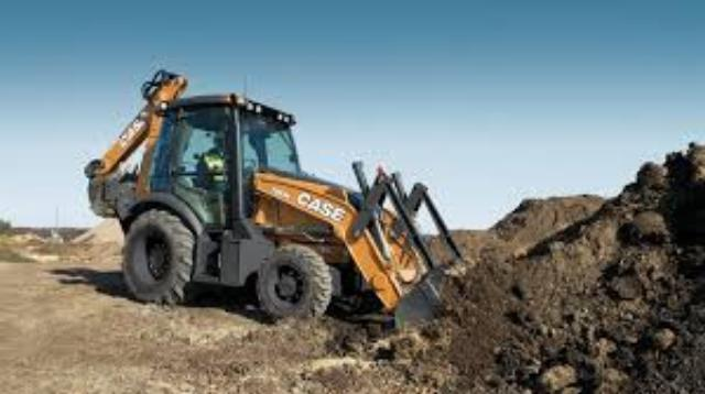 Where to find BACKHOE, CASE 580 SUPER in Colville