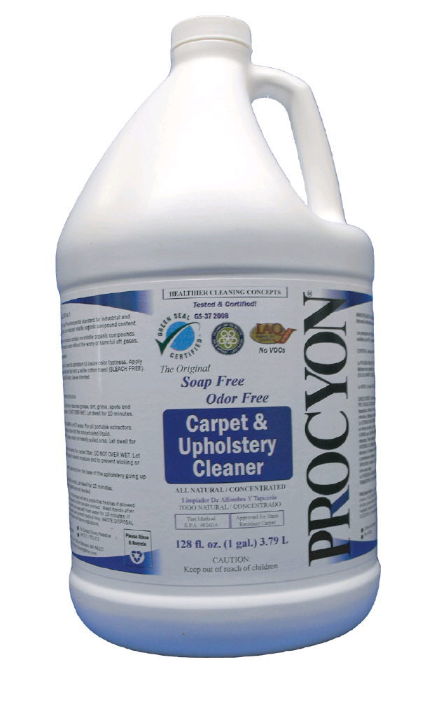 Where to find PROCYON CARPET CLEANER- GALLON in Colville
