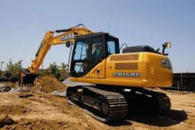 Where to find EXCAVATOR, CASE CX160 in Colville