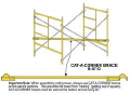 Where to rent SCAFFOLD, CAT-A-CORNER BRACE in Colville WA